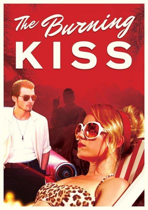 V2. BURNING KISS Alternative Poster